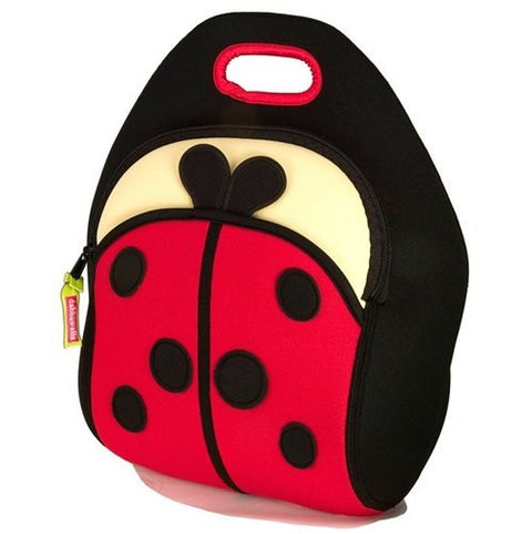 Lunch Bag - Cute as a Bug Ladybug