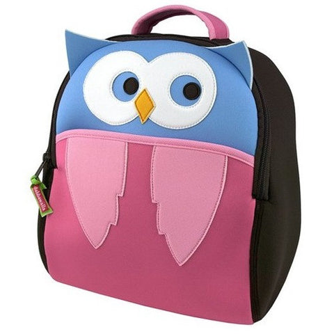 Back Pack - Hoot Owl