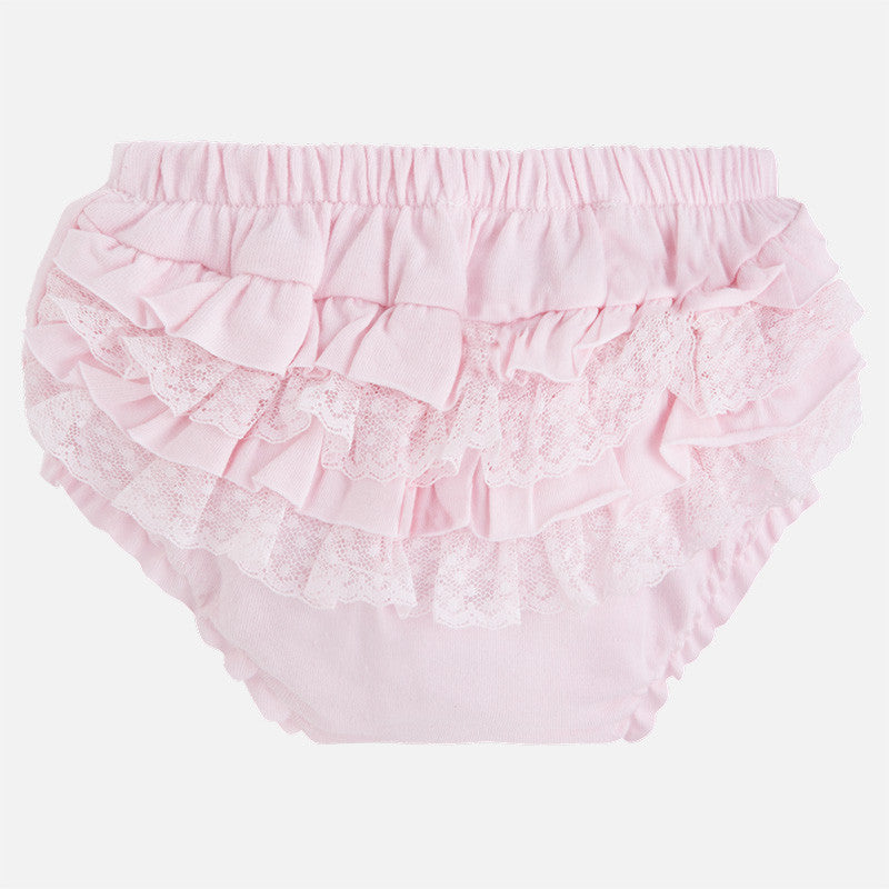 Knickers with Frills - Pink