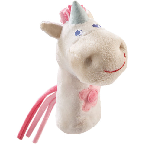 Finger puppet Unicorn