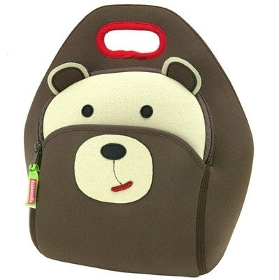 Lunch Bag - Brown Bear