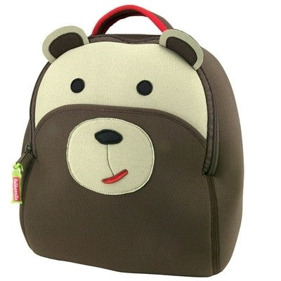 Back Pack - Brown Bear