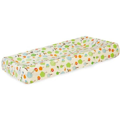 Changing Pad Cover-Treetop Friends