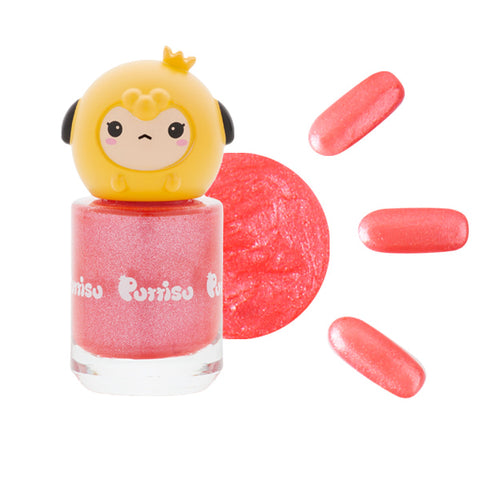 Puttisu Bling Nail Polish - B01 Twinkle Pink