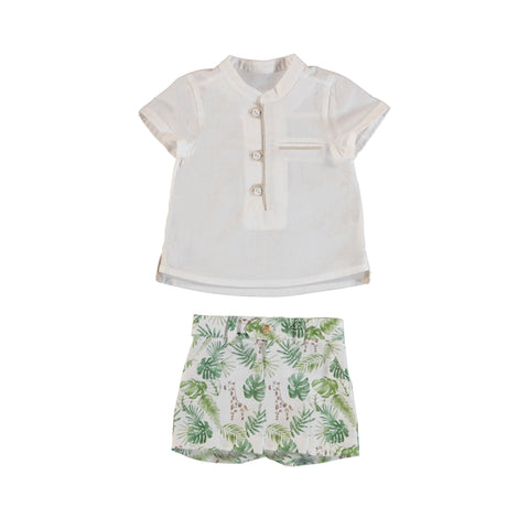 2pc Short Set - Amazon