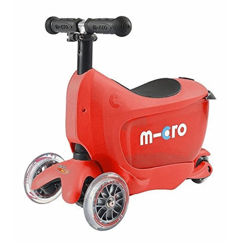 Mini2Go Deluxe - RED
