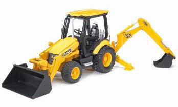 JCB Mini CX Loader Backhoe