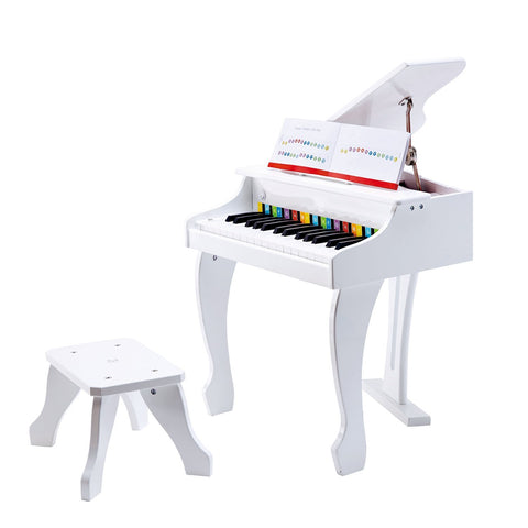 Deluxe Grand Piano (Electronic) - White