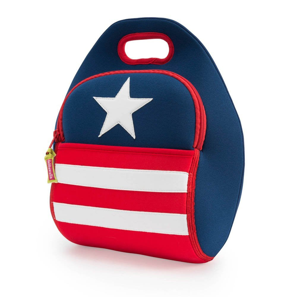 Lunch Bag - Stars and Stripes