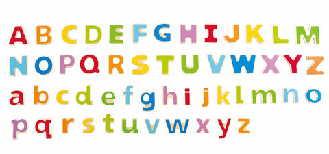 Hape ABC Magnetic Letters, Hape - jeannie n mini baby boutique, ABC Magnetic Letters - Jeannie n mini baby boutique