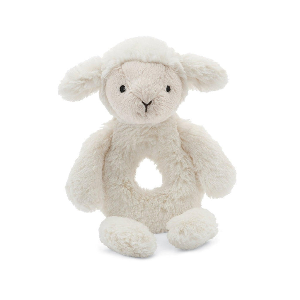 Bashful Lamb Ring Rattle