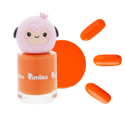 Puttisu Color Nail Polish - C19 Cute Baby Tiger