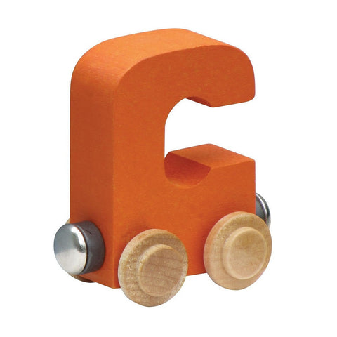NameTrains Alphabet Letter - C