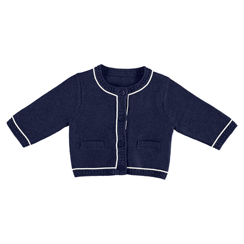 Cardigan - Nautical