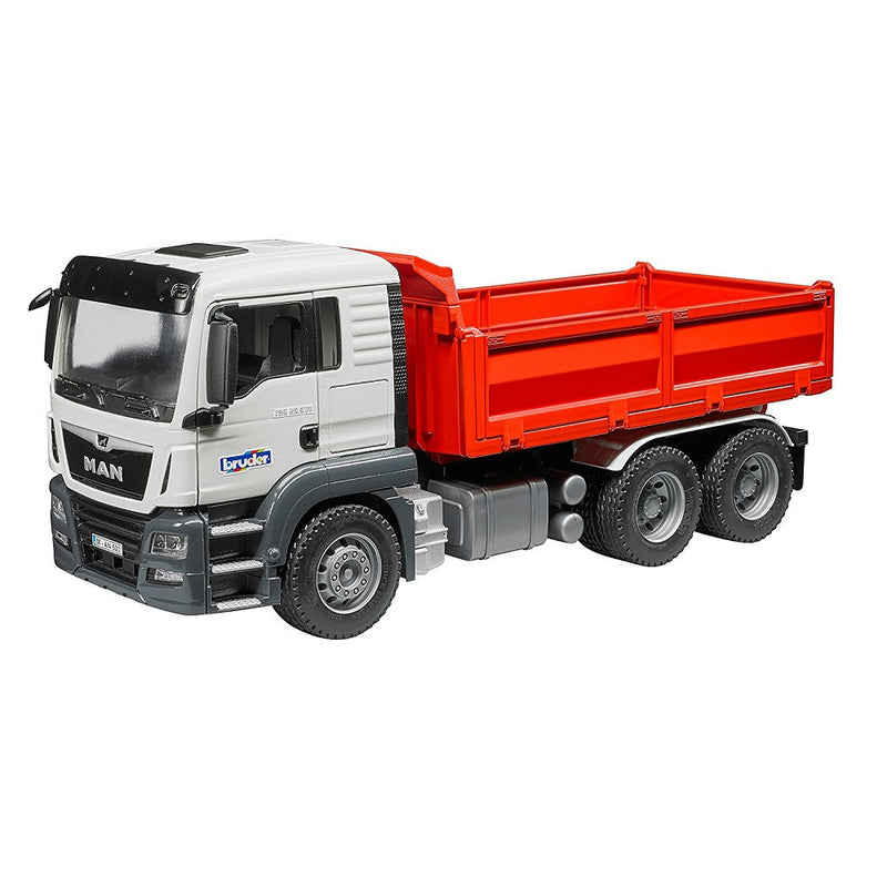 MAN TGS Construction Dump Truck