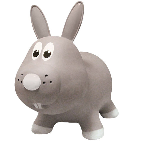 Farm Hopper - Rabbit (gray)