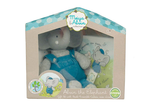 Alvin the Elephant Gift  Set (mini)