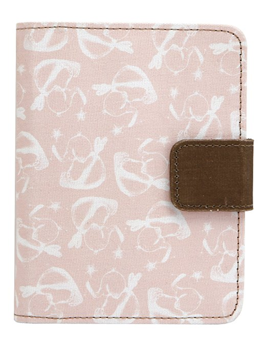 Fly Elephant Fabric Brag Book Girl
