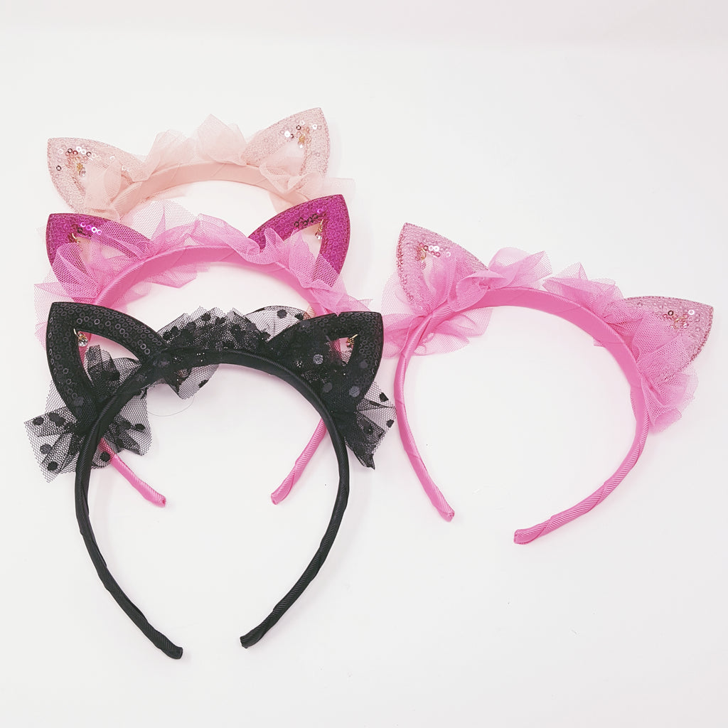 Cat Headband - Sparkle
