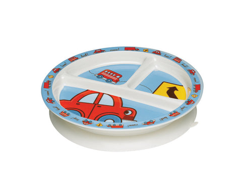 Divided Plate Vroom!
