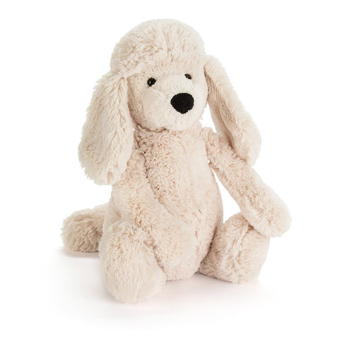 Bashful Poodle Pup Medium 12""