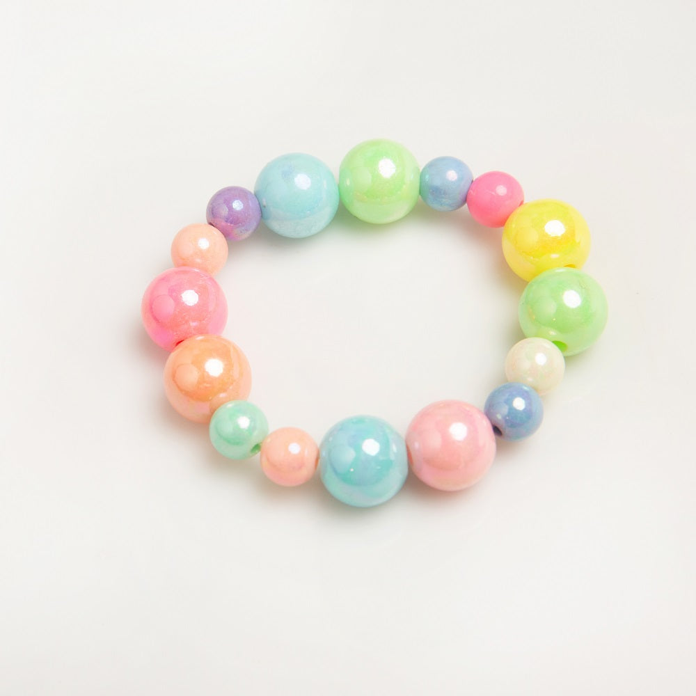 Puttisu Bead Bangle #04 Pearl