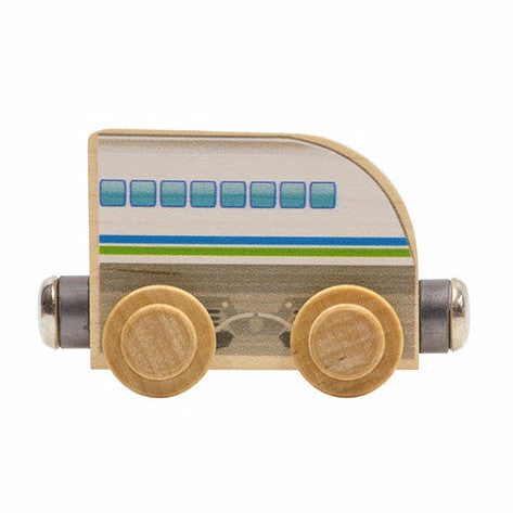 Name Trains Vehicle - Bullet Train Caboose