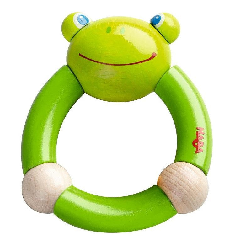 Croakinog Frog Clutchingtoy