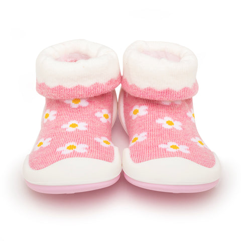Komuello Baby Shoes - Daisies