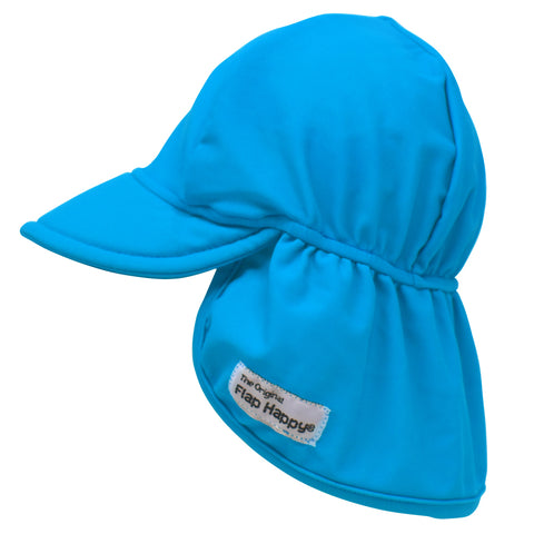 Swim Flap Hat-UPF50+ (Ocean)