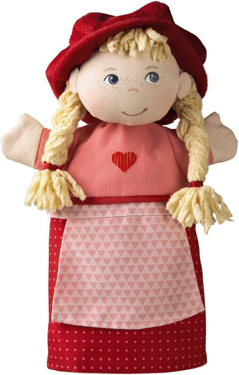 Little Red Ridng Hood Puppet