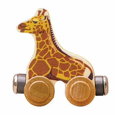 Name Trains Vehicle - Jordan Giraffe