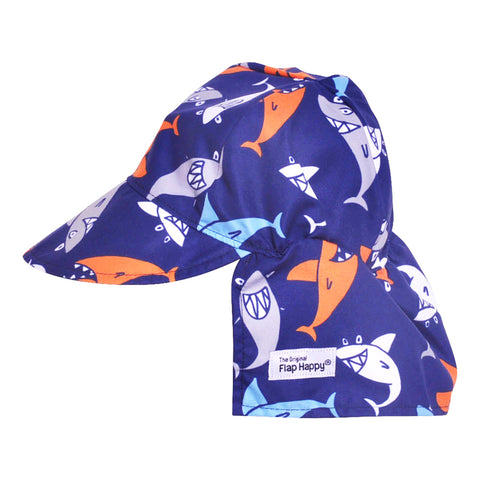 Flap Hat (Silly Shark)