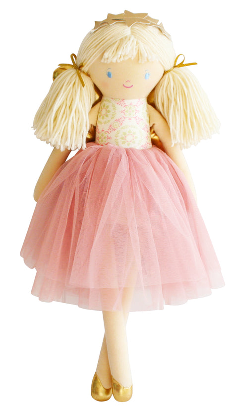Olivia Fairy Doll 48cm Blush Ivory