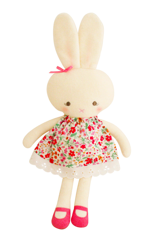 "Hanna Bunny 13"" - Flower Bouquet"