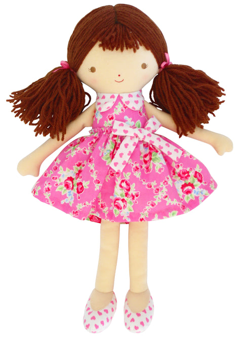 Essie Dress Me Doll 38cm Pink Floral