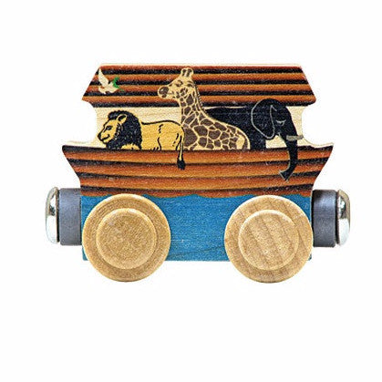 Name Trains Vehicle - Noah's Ark
