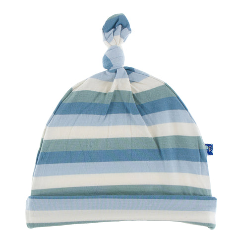 Knot Hat - Oceanography Stripe