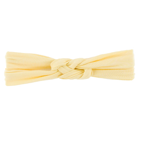Solid Knot Headband -Wallaby