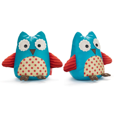 Zoo Bookends - Owl