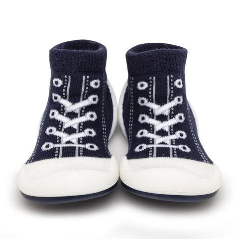 Komuello Baby Shoes - Sneakers - Navy