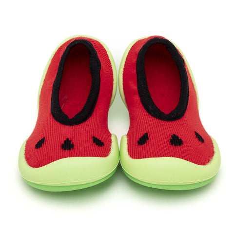Komuello Baby Shoes - Flat - Watermelon