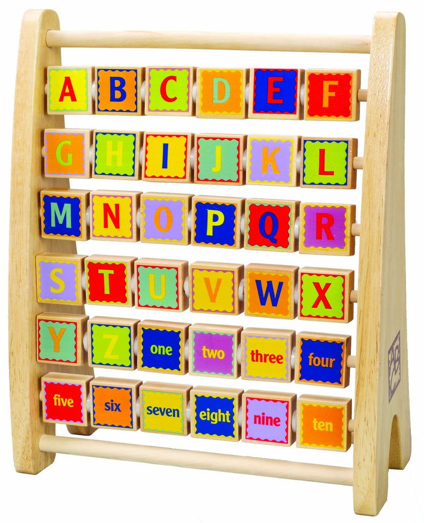 Hape Alphabet Abacus, Hape - jeannie n mini baby boutique, Alphabet Abacus - Jeannie n mini baby boutique