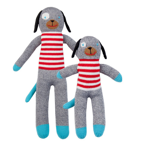 Blabla Knit Doll Dog 'Andiamo'
