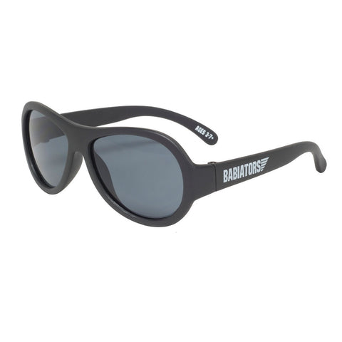 Black Ops Black Sunglasses