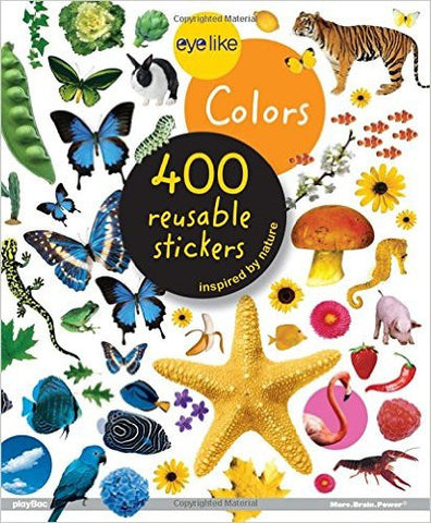 Eyelike Stickers-Colors