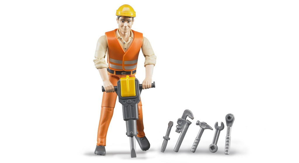 Construction Worker Accessory