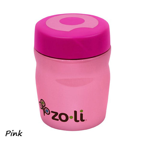 Dine Vac Insulated Food Jar - Pink
