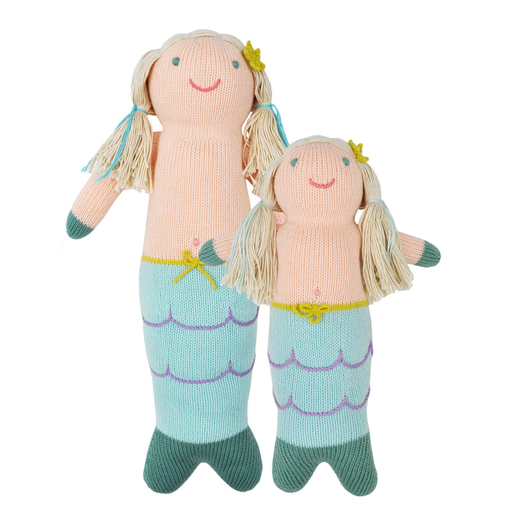 Blabla Knit Doll Mermaid 'Harmony'