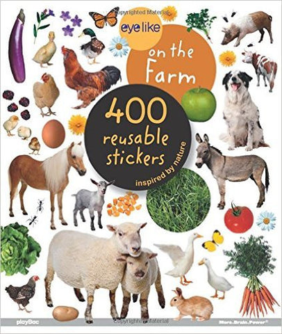 Eyelike Stickers- on the Farms